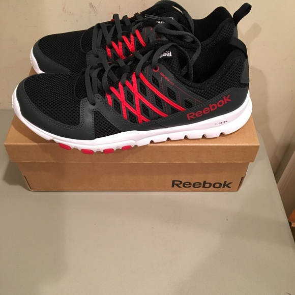 Reebok Other - Reebok Sublite Train RS 2.0L Mens Training Shoe 9feebb4f9